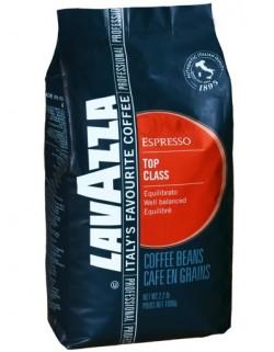 kawa ziarno Lavazza Espresso Top Class