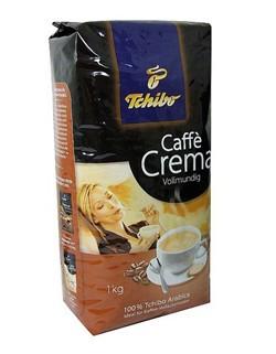 Kawa ziarnista Tchibo Caffe Crema Vollmundig 1kg
