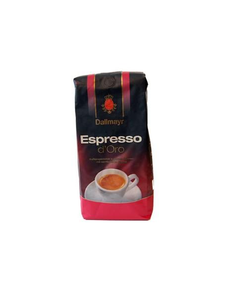 Kawa ziarnista Dallmayr Espresso d'oro 1kg