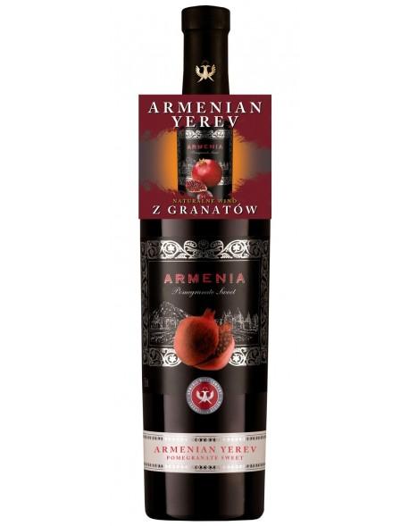 ARMENIA YEREV POMEGRANATE SWEET RED