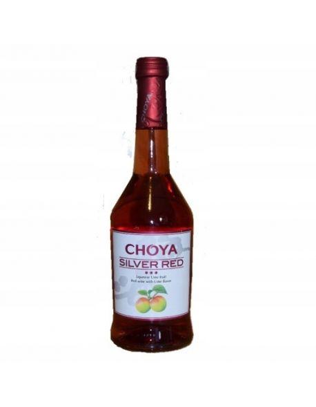 CHOYA SILVER RED