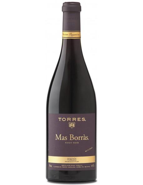 Mas Borras 2012 Pinot Noir