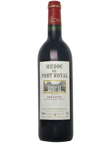 Medoc De Port Royal