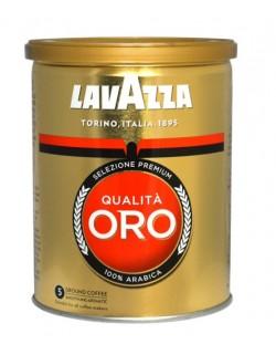 Kawa mielona Lavazza Qualita Oro puszka 250g