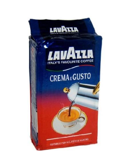 Kawa mielona Lavazza Crema e Gusto 250g