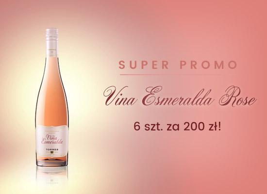 Vina Esmeralda - 6 szt. za 200 zł PROMOCJA