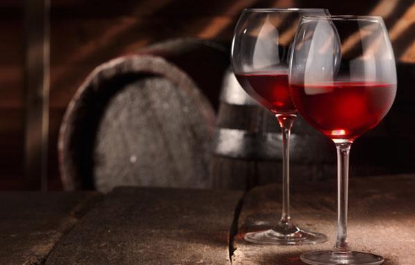 szklanka wina