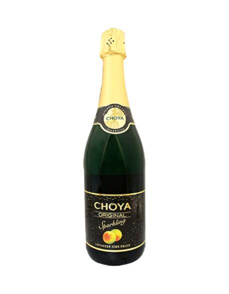 Japońskie wino Choya Original Sparkling
