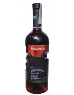 BOLGRAD 'GRANTO ROSSO' SEMI SWEET RED