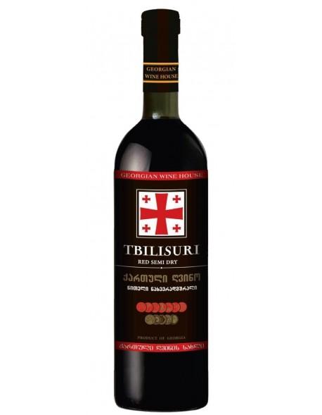 TBILISURI SEMI DRY RED