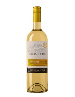 Frontera Late Harvest Blanco