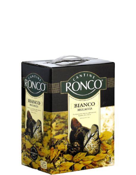 Zestaw 7 kartonów Beccaccia Bianc