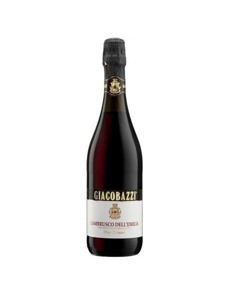 Lambrusco Dell'Emilia IGT Vino Frizzante ROSSO