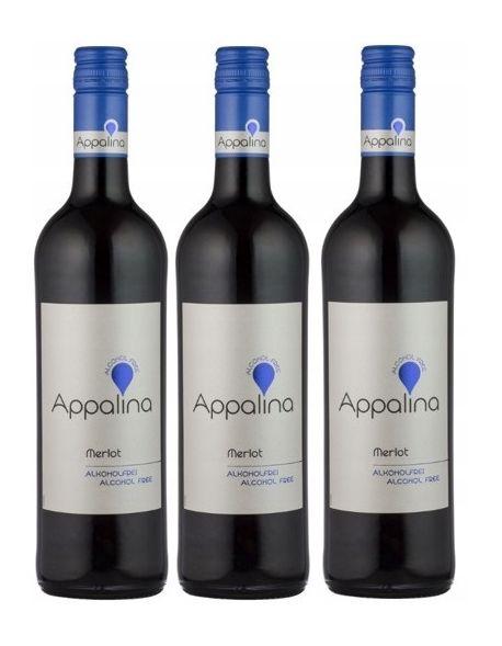 Appalina Merlot zestaw 3 win