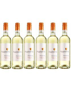 Appalina Chardonnay zestaw 6 win