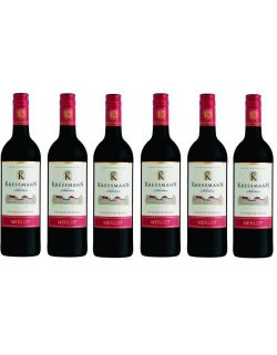 Kressmann Selection Merlot zestaw 6 win