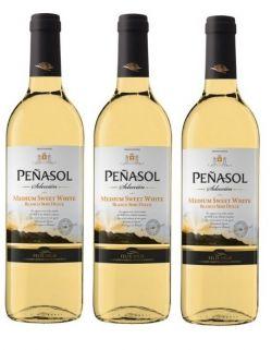 Penasol White Medium-Sweet zestaw 3 win