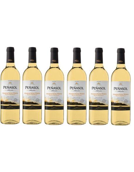 Penasol White Medium-Sweet zestaw 6 win