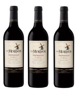 Los Molinos Red zestaw 3 win