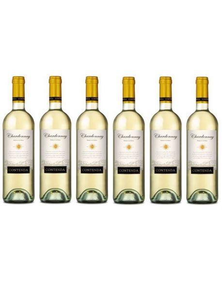 Contenda Chardonnay zestaw 6 win