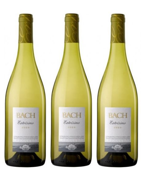 Bach Extrisimo Seco zestaw 3 win