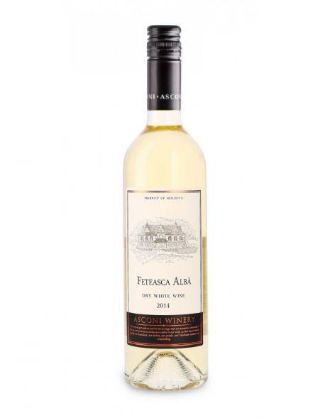 Asconi Winery Fateasca Alba