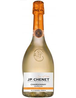 J.P. Chenet Chardonnay Musujące bezalkoholowe
